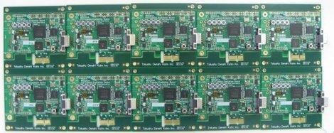 PCI Expressボードが10台完成!