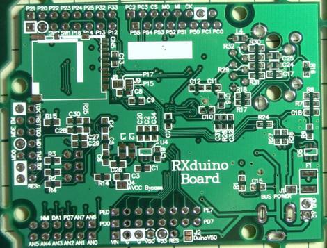 Rxduinoboardbot