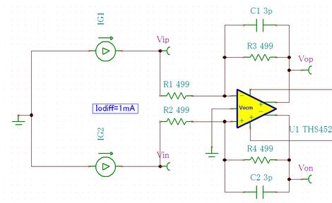 Ad9717outbuf_1ma_circuit