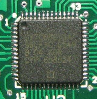 Cy7c68013a56lfxc