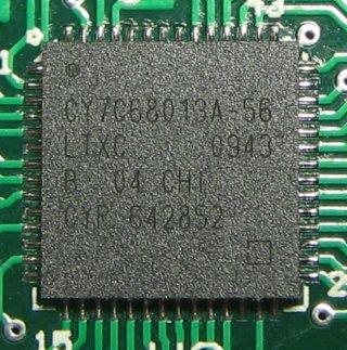 Cy7c68013a56ltxc