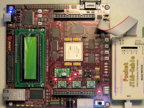AES-XLX-V5LX-EVL50-G